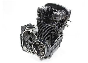 ST9000加工 エンジン塗装参考例