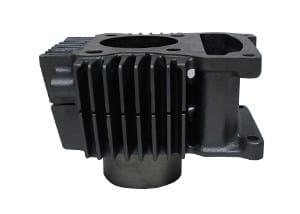 ガンコート加工 エンジン塗装参考例