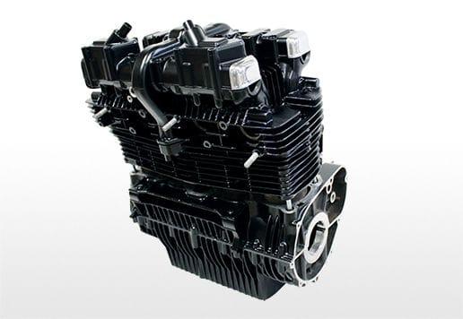 エンジン塗装参考例