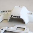 Canon EOSカメラ塗装:カスタムペイント