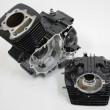 ホンダFTR223エンジン塗装:エンジン専用耐熱塗装ST9000