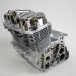 ホンダCB750Fourエンジン塗装:エンジン専用耐熱塗装ST9000