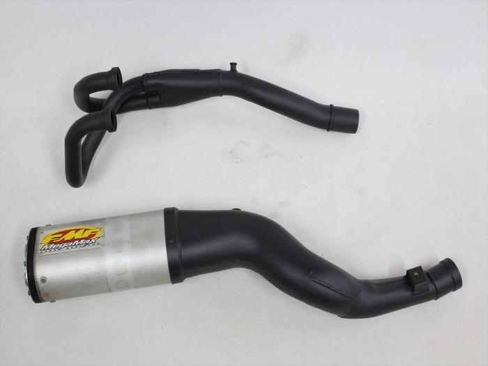 バイクマフラー塗装:マフラー専用耐熱塗装ST9000