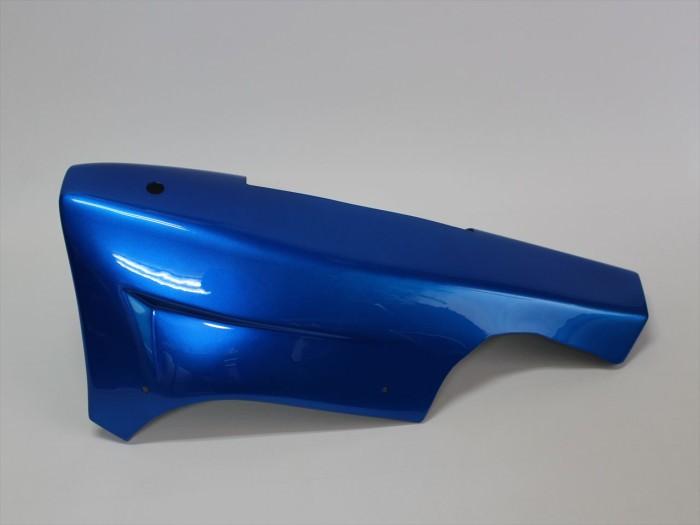 カワサキZRX1200Rアンダーカウル塗装:調色塗装