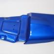 カワサキZRX1200Rシートカウル塗装:調色塗装(3コートキャンディー)