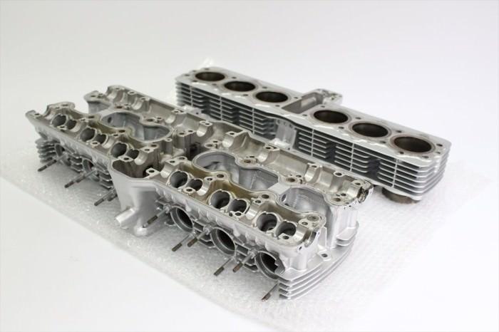 ホンダCBX1000エンジン塗装:耐熱塗装ST9000