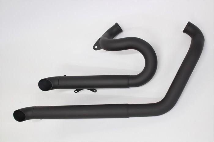 ハーレーダビッドソンマフラー塗装:マフラー専用耐熱塗装ST9000