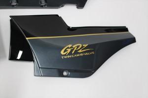 GPZ900R外装塗装