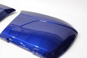 BMWパニアケース塗装