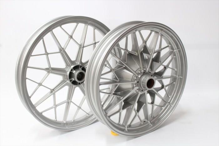 BMWホイール塗装:ダイヤモンドコーティング