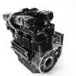 カワサキZ1100エンジン塗装:エンジン専用耐熱塗装ST9000