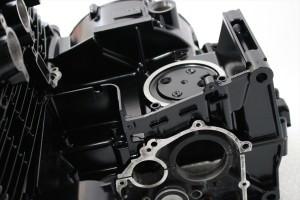 Z2エンジン塗装