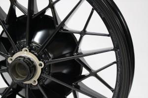 BMWR100RSホイール塗装