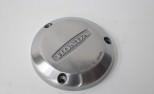 ホンダCB750Fエンジンカバー塗装:クリヤーコーティング