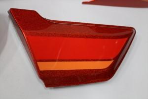 Z1100R外装塗装
