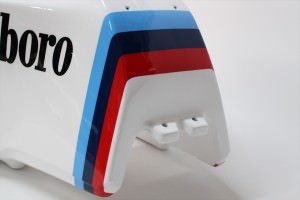 BMWR80GS外装塗装