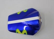 ホンダCBR1000シートカウル塗装:調色塗装