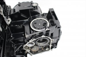 Z1エンジン塗装 耐熱塗装