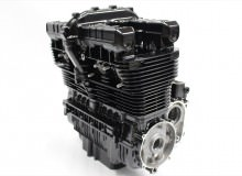 カワサキゼファー1100エンジン塗装:ST9000
