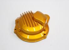 ホンダCB1100Rエンジンカバー塗装:3コートキャンディー