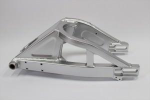 TZR250Rスイングアーム塗装ダイヤモンドコーティング