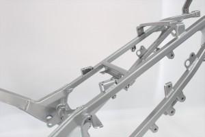 GPZ600Rフレーム塗装パウダーコート粉体塗装
