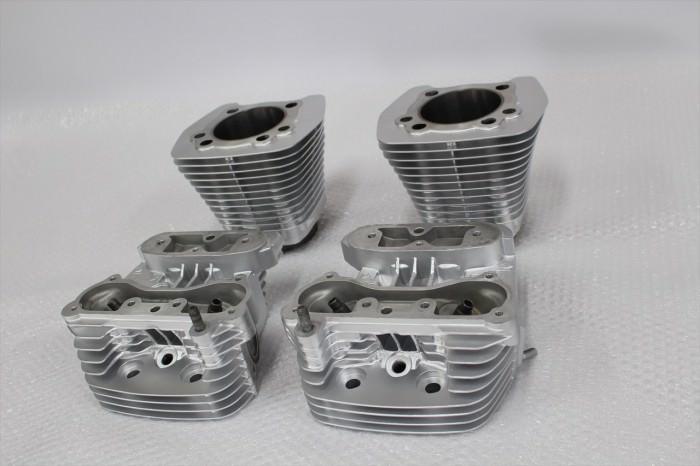 ハーレーダビッドソンエンジン塗装:ST9000