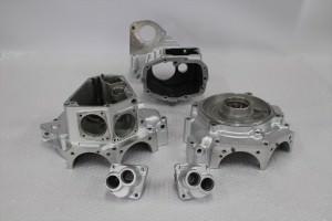 ハーレーダビッドソンエンジン塗装耐熱塗装