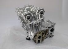 ホンダCB750Fエンジン塗装:ST9000耐熱塗装