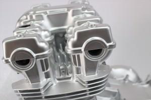 CB750Fエンジン塗装耐熱塗装ST9000