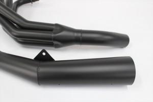 Z1マフラー塗装セラコート耐熱塗装