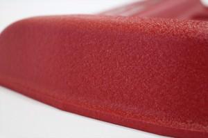 GPZ900Rヘッドカバー塗装チヂミ塗装