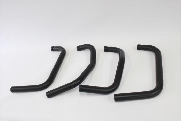 カワサキゼファー1100マフラー耐熱塗装セラコート1200度対応