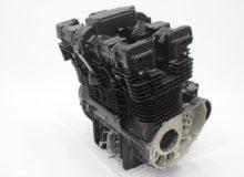 GSX1100S刀エンジン塗装:セラコート