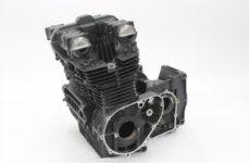 Z1エンジン塗装:セラコート